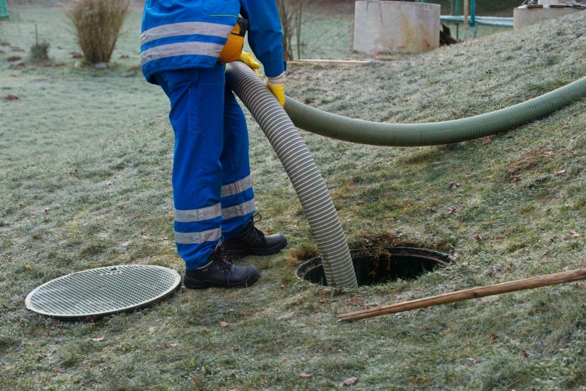 regenwaterput reinigen prijs