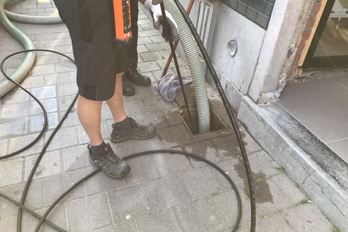 septische put herstellen